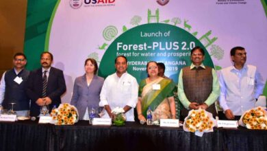 """Photo of """"Forest-PLUS 2.0"""" program of USAID, MoEFCC launched in Telangana"""