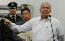 Bolivia's interior minister accuses Morales of 'terrorism'