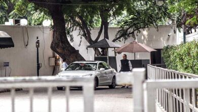 Photo of CWC to meet at Sonia Gandhi's residence today