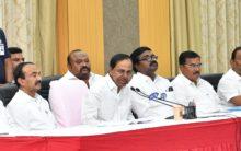 Telangana cabinet meets