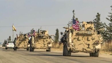 Photo of US military calls on Kurdish forces in northeast Syria