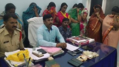 Photo of Eight women arrested for 'illegal gaming activities' in Guntur