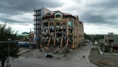 Photo of Third deadly quake in weeks hits south Philippines