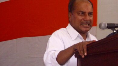 Photo of Rahul Gandhi will return at the appropriate time: Antony