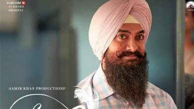 Photo of Aamir Khan in and as 'Laal Singh Chaddha' is finally here!