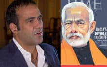 OCI status of writer, who called PM 'Divider-in-Chief', revoked