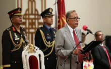 Bangladesh President to visit Nepal from Nov 12-15