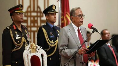 Photo of Bangladesh President to visit Nepal from Nov 12-15