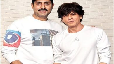 Photo of Abhishek Bachchan to lead SRK's next production 'Bob Biswas'