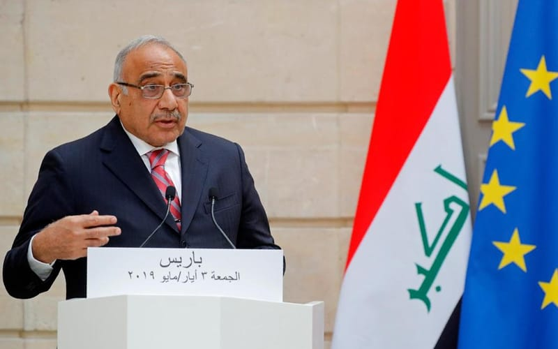 Iraq PM says to submit resignation to parliament