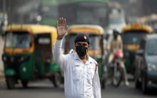 Delhi's air quality dips again after brief respite