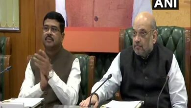 Photo of Amit Shah launches 'Winter Grade Diesel' for Ladakh