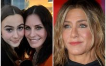 Here's what Jennifer has to say about Courtney Cox daughter