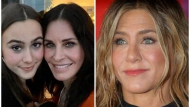 Photo of Here's what Jennifer has to say about Courtney Cox daughter