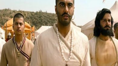 Photo of Trailer of war drama 'Panipat' out