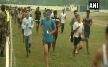 Around 44,000 youth participate in recruitment rally in Samba