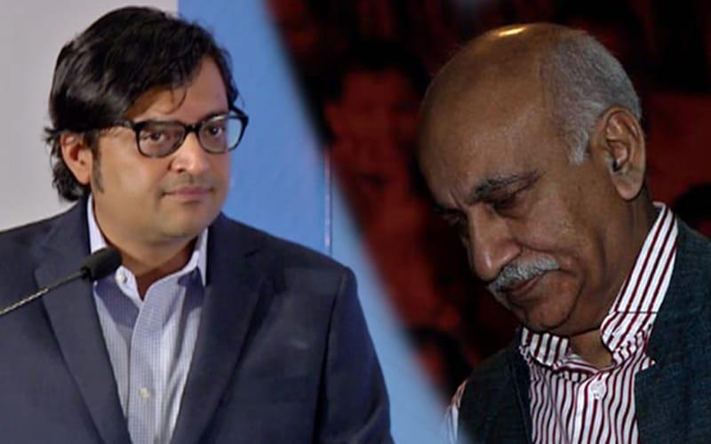 Govt drops Arnab, Akbar from NMML Society