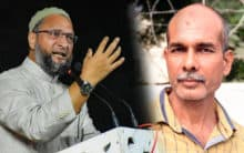 Here's what Owaisi tweets on Gulab Khan acquittal