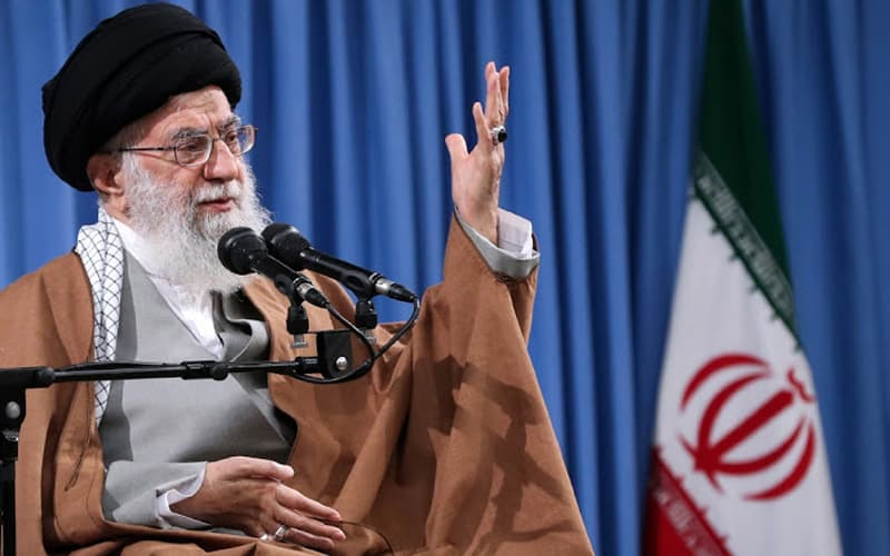 Khamenei says Iran wants removal of Israel state not people