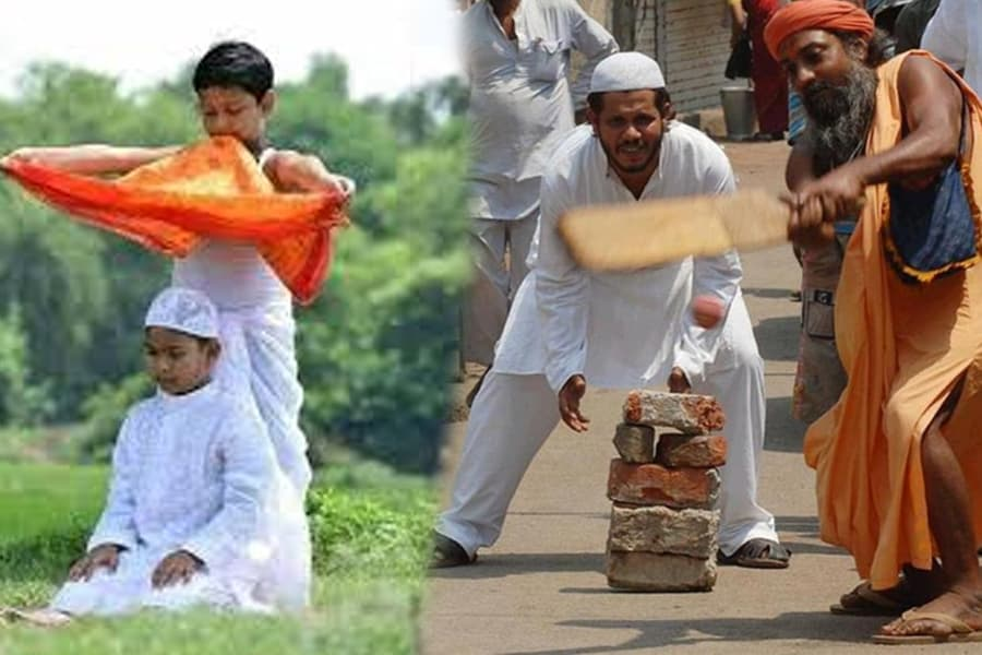 Ayodhya verdict: #HinduMuslimBhaiBhai trends on Twitter