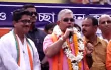 Indian cow milk contains gold: Bengal BJP chief