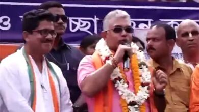 Photo of Indian cow milk contains gold: Bengal BJP chief