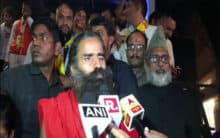 Baba Ramdev urges public to maintain peace after Ayodhya verdict