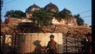 Photo of Mohammed Omer ready to file review petition in Babri Masjid case