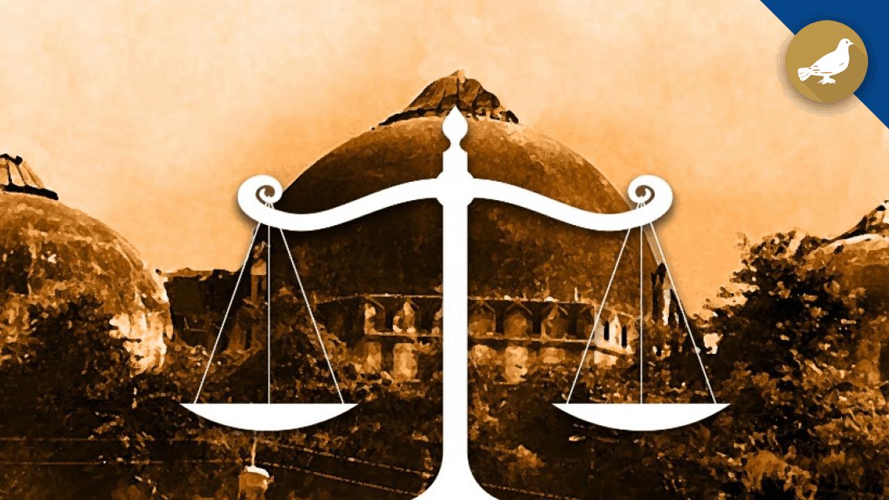 Jamiat filed review petition against Babri verdict