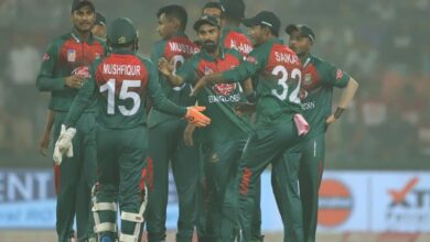 Photo of Bangladesh claims first-ever T20I win against India