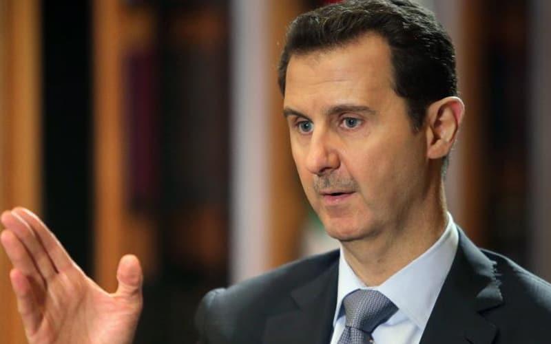 Syria's Assad