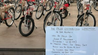 Photo of This masjid gifts free bicycles to kids for praying Fajr