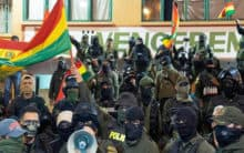 Bolivia instructs Armed Forces to avoid suppressing protests