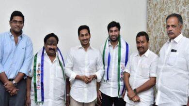 Photo of TDP youth wing president Devineni Avinash joins YSRCP