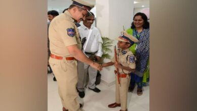Photo of Telangana gets first 'child-friendly' police station