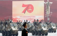 Chinese military equipment lack quality, say experts