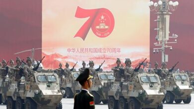 Photo of Chinese military equipment lack quality, say experts