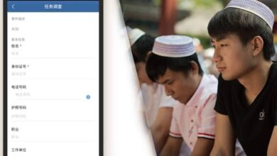 Photo of Leaked files detail how China uses App 'Zapya' to target Muslims