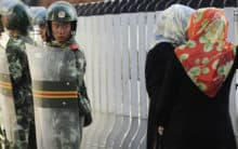 Uighur Muslim wives forced to share bed while husband detained