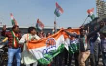 Congress wins local body polls in MP, BJP suffers loses