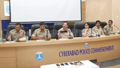 Photo of Jharkand conmen arrested in Hyderabad; they were cheating people