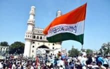 Hyderabad: Huge processions taken out to mark Milad-un-Nabi
