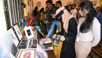 Photo of Hyderabad Art Exhibit 2019