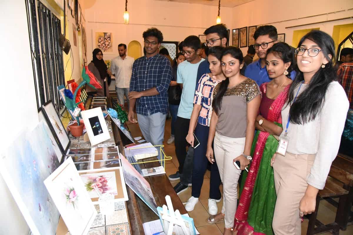 Hyderabad Art Exhibit 2019