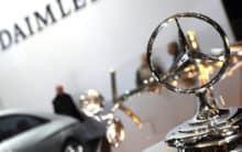 More pain for German car industry as Daimler axes 10,000 jobs