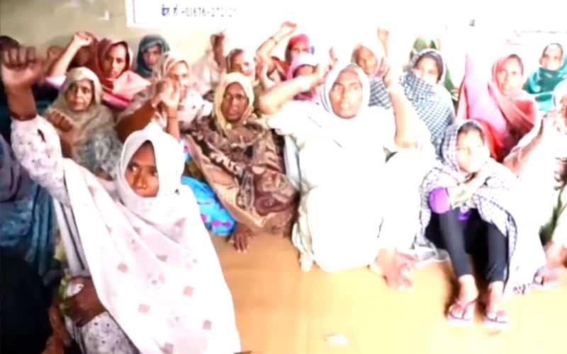 Protest in Punjab's Sangrur over killing of Dalit man