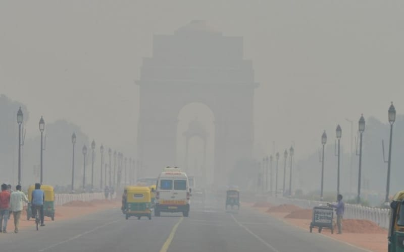 Delhi, most polluted city in the world: AQI ranking