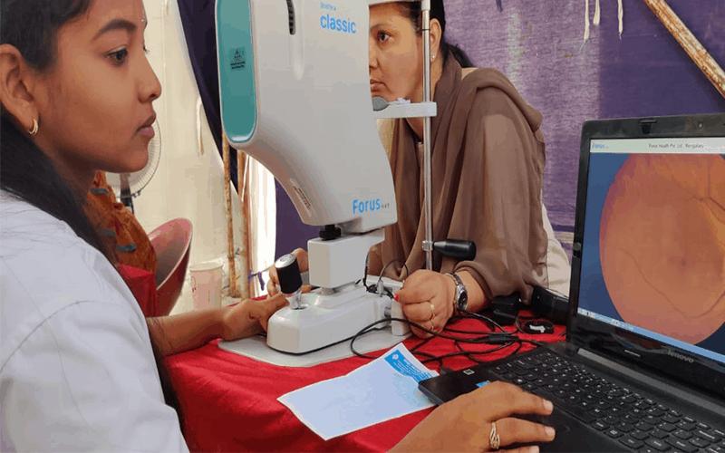 Telangana's PHCs to get Diabetic Retinopathy Screening Cameras
