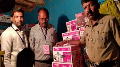 Photo of Karnataka: EC seizes 53 pressure cookers from poll-bound Hoskote