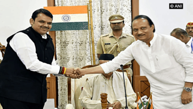 Photo of Fadnavis, Ajit Pawar discuss additional support for farmers